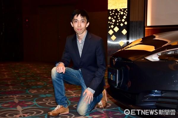比Uber還便宜!「零排污」電動化小黃車隊0Taxi正式發表!(圖/記者游鎧丞攝)