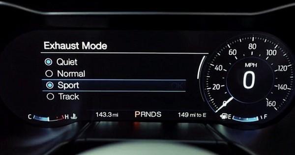 別讓隔壁大媽撥1999 福特跑車推出「好鄰居」駕駛模式(圖/翻攝自Ford)