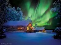 芬蘭極光之旅 入住景觀旅宿預約北歐冬季童話