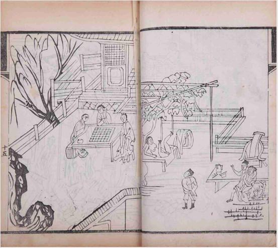 ▲中國2017春拍拍逾千萬元「金瓶梅」,創最貴情色小說。            。(圖/翻攝自微博/上海博古齋)