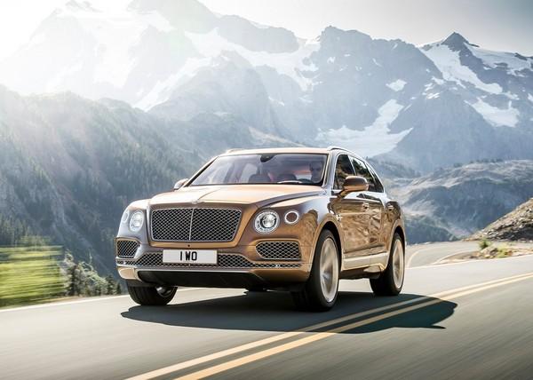 勞斯萊斯執行長狠酸賓利:「你們家的SUV跟奧迪Q7沒什麼兩樣!」(圖/翻攝自Bentley)