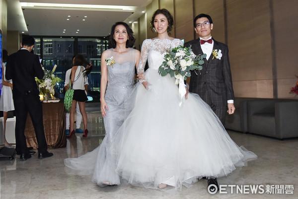 ▲▼阿布&Michelle婚禮。(圖/記者李毓康攝)