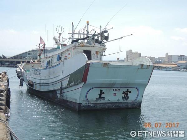 中檢拍賣漁船12.3萬起標! 載過上億安毒原料、舢舨曾拿來偷渡(圖/台中地檢署)