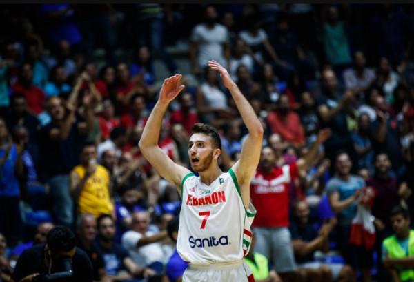▲亞洲盃,亞拉卡吉(Wael ARAKJI)。(圖/取自FIBA官網)