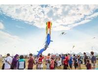 在風中尋找兒時記憶!新竹市國際風箏節26、27日登場