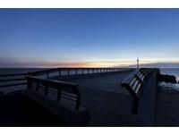 捕捉最美日落!新竹約會點再+1 海山漁港觀海平台啟用