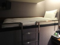 師大豪華版「膠囊旅館」新開幕 單人套房還有獨立衛浴