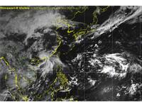 帕卡登廣東「風雨到周一」 台灣各地炎熱..西半部降午後陣雨
