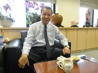 現代陸羽 保護司長朱兆民寓工作於茶道