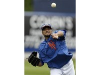 MLB/職棒生涯再拉警報 桑塔納將動左肩手術