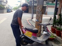 桃市環保局推出「無牌廢棄車檢舉查詢系統」  9/1啟用