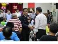 善化社區警政治安會報 阿仁局長親自向鄉親報告