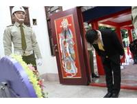 黃健庭主持先烈暨陣亡將士秋祭典禮 各界代表千人陪祭