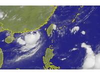 「瑪娃秋颱」全台強風雨 吳德榮:第一股東北風9日南下北部轉涼