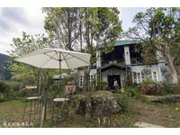 新竹森林花園餐廳六種景緻!手繪藝術洋房就像山隱別墅