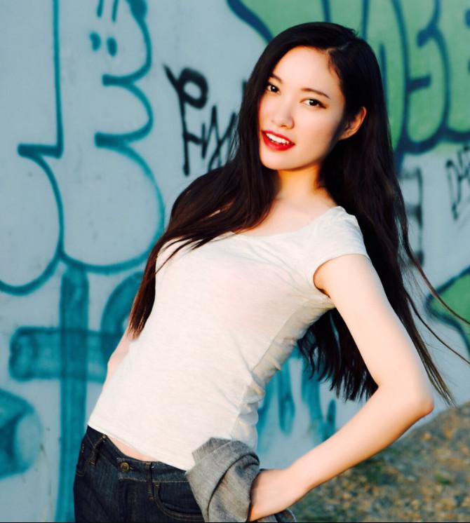 清純女歌手遭起底「大學拍過A片」(圖/翻攝真珠推特)