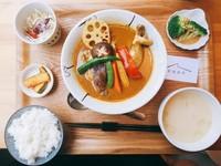 員林少見文青日式雜貨餐廳 必吃北海道湯咖哩!