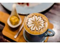 台北永康街咖啡廳 可以挑選自己喜歡的拉花!