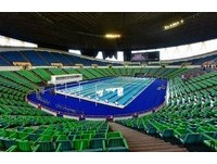 世大運「暖身」游泳池移置大園高中 107年10月完工
