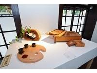 大溪木藝生態博物館舉行 木人茶趣—茶家具與小木器創作展