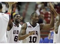 NBA/瞄準倫敦奧運 詹姆斯:我們可比擬夢一隊