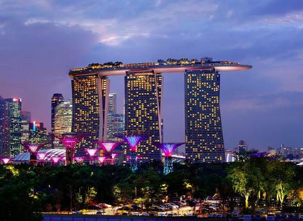 ▲新加坡連續四年蟬連全球最昂貴城市。(圖/新加坡旅遊局提供)