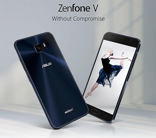 ▲ 華碩Zenfone V登場:5.2吋AMOLED、2,300萬像素防手震。(圖/記者鄭惟仁攝)