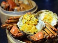 秋天正是螃蟹最肥美季節 這3家餐廳都有大閘蟹吃到飽