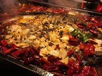 在台灣吃到大陸味 32種吃法香辣重慶烤魚