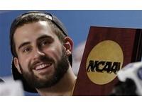 NCAA/化身板凳暴徒奪MOP 漢考克:太美好了!