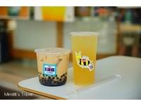 台南排隊人氣飲料店 100%黑糖熬煮的波霸奶茶
