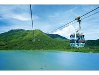 香港慢步輕旅行/搭昂坪纜車暢遊大嶼山美拍最熱