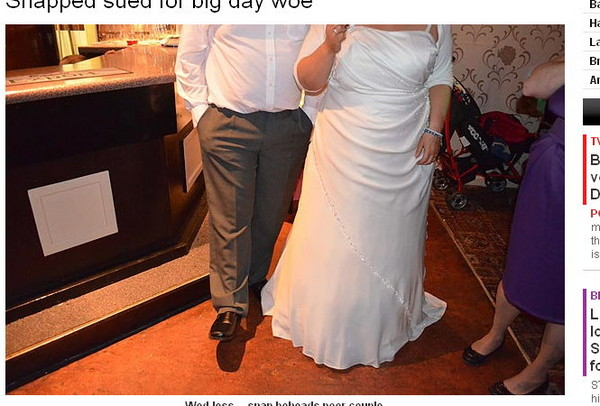 专业婚摄竟拍出「大悲剧等级」鬼照片 新人含