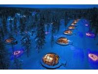 這張照片10億人看過 芬蘭極光小屋讓全世界瘋狂