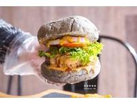 超厚實牛肉餅!高雄新開幕手打漢堡店 可以自選配料