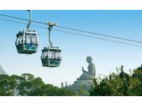 親子大自然之旅/搭乘香港昂坪纜車暢遊大嶼山最夯