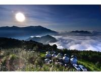 山上看「海」去!坐擁雲海、星空、蒙古包的新竹露營秘境
