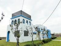 台南最新免費景點 超浪漫唯美希臘地中海風格建築
