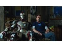 《鋼鐵人3》票房刷新紀錄 狂吸台客2.5億