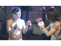 沈玉琳「賣肉」打拳擊 裸身曝光挨罵:真的很不舒服!