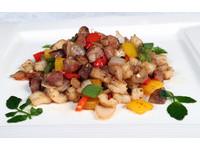 公主遊輪邀星級主廚設計菜單 他把熟悉的台灣味入菜