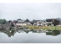 「臥虎藏龍」拍攝地!夢裡走一回 中國畫裡鄉村「宏村」