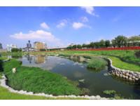 82年老糖廠變身台中新景點 6公頃生態池、故事館明年完工
