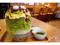 屏東特色日式冰店 新款起司抹茶剉冰、還有玉子燒
