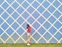 簡約線條+幾何圖形 網美必去超好拍牆面攻略
