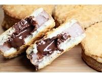 賣出數千萬顆!草屯起家芋頭餅 巧克力口味1顆30元