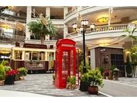 超真實超好拍!推開門就是歐洲 BELLAVITA復古倫敦聖誕