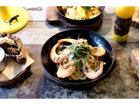 天母文青小餐館回歸!吃得到肥美鮮蝦麵、菲力牛紫米飯