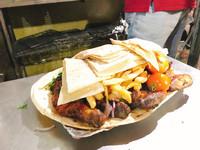 中東美食大網羅!燒烤羊肉捲餅、巨無霸沙威瑪超飽足