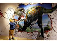 亞洲唯一「畫框博物館」在宜蘭!3D立體彩繪牆大玩藝術